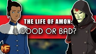 The Life of Amon (Noatak): Was He Good or Bad? (Avatar the Last Airbender Explained)