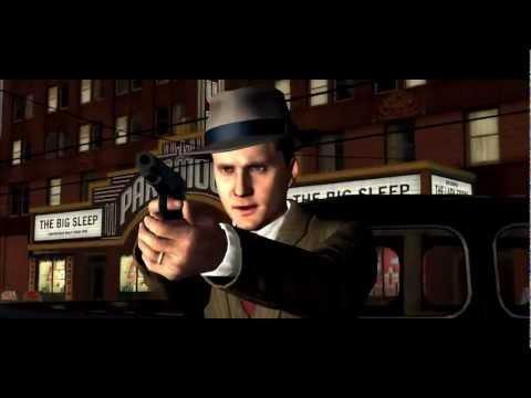 L.A. Noire: The Complete Edition Launch Trailer
