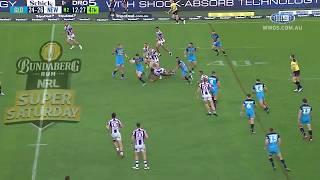 NRL Highlights: Gold Coast Titans v Newcastle Knights - Round 11
