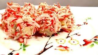 Закуска на праздничный стол КОРАЛЛОВЫЕ РИФЫ Праздничные закуски рецепты
