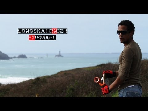 LONGSKATE IN BZH BY ISMAEL WITH A DRONE