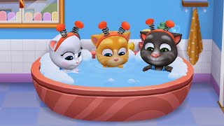 MY TALKING TOM FRIENDS 🐱 ANDROID GAMEPLAY #111 -TALKING TOM AND FRIENDS BY OUTFIT