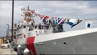 US Coast Guard Richard Snyder - Ship Tour