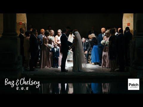Baz & Chelsey's Incredible Roman Bath Wedding 18.10.18