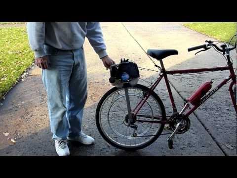 Golden Eagle Bike Engine