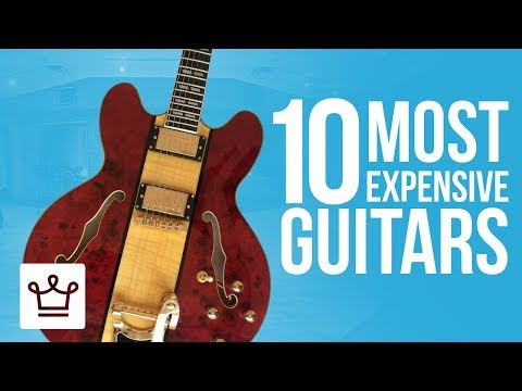 Download Youtube: Top 10 Most Expensive Guitars In The World