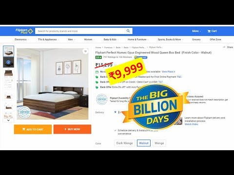 Flipkart Perfect Homes Queen Size Bed Box | Installation | Worth the deal