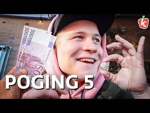VAN €1 NAAR €1.000,- IN 1 DAG | Aflevering 5 | Kalvijn