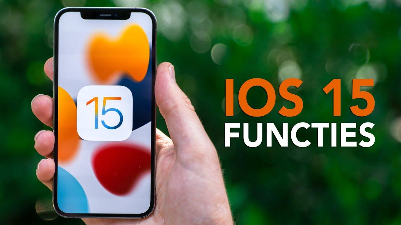 iOS 15: queste 7 nuove funzionalità in arrivo su iPhone questo autunno