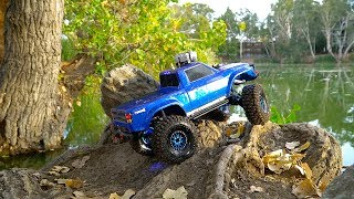 Traxxas TRX 4 Sport Scale and Trail Crawler | Test Drive