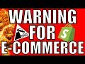 E-commerce Is Going To COLLAPSE In 2019 – Are You In A Recession Proof Business?