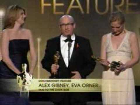 Taxi to the Dark Side Wins Documentary Feature: 2008 Oscars
