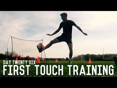 First Touch Training | The Pre-Preseason Program | Day Twent
