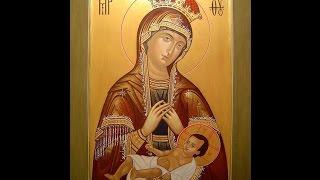 Смоленская икона Божией Матери, именуемая