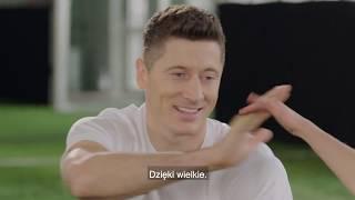 Robert Lewandowski | Szybka piłka: Kampania | Cartoon Network