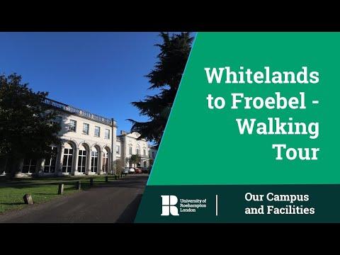 Whitelands to Froebel