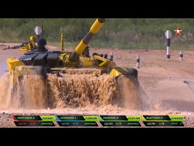 ĐT Nguyễn Khắc Nguyệt: Không phải thứ hạng cao, đây là thứ quý nhất VN thu được tại Tank Biathlon