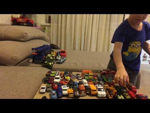 Много машин часть 3