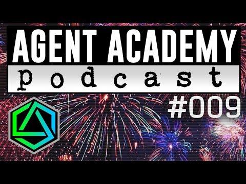 Agent Academy Podcast #9: New Years Resonators
