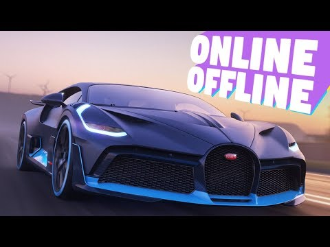 Top 10 Online Offline Racing Games For Android - IOS 2020