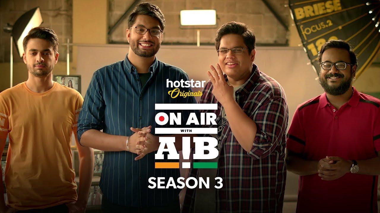 AIB : On Air With AIB Season 3