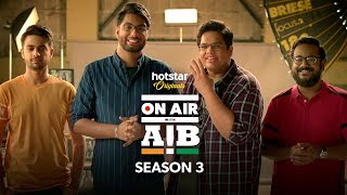 On Air With AIB – Season 3