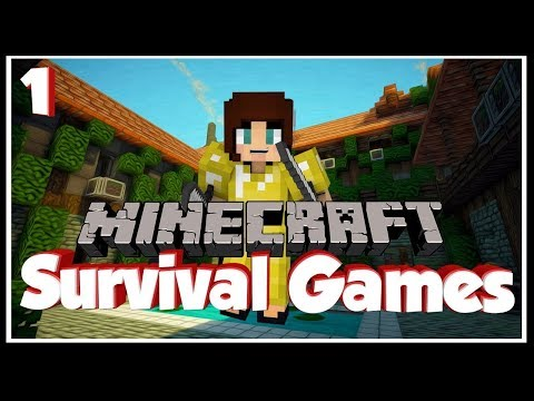 Minecraft Survival Games - Back to the Past Ep 1