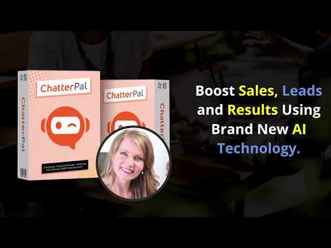 ChatterPal Review Demo Promo Kimberly. http://bit.ly/30Hw13Y