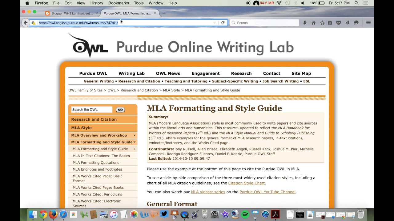 easy mla format guide Mla format instructional guide with examples for many sources including websites, journal articles, books, pdf, and others cite in mla using bibme's guide.