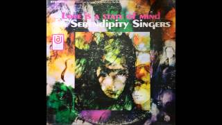 Serendipity Singers Love is a State of Mind Lp