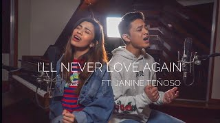 Baixar I'll Never Love Again (A Star is Born) - Lady Gaga | Jeremy Glinoga and Janine Teñoso Cover