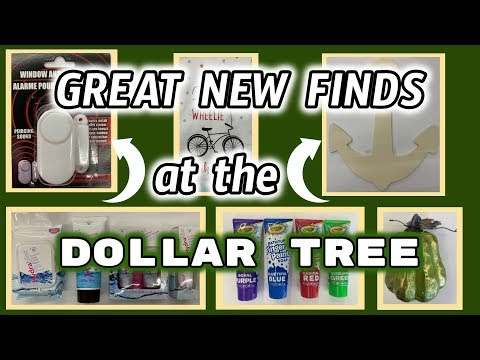 Dollar Tree AWESOME NEW FINDS | Come Shop with Me July 2019