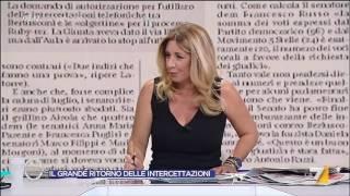Omnibus - Il grande ritorno delle intercettazioni (Puntata 21/07/2016)