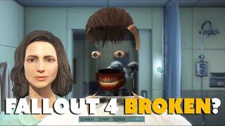 Fallout 4 BROKEN?! - The Know