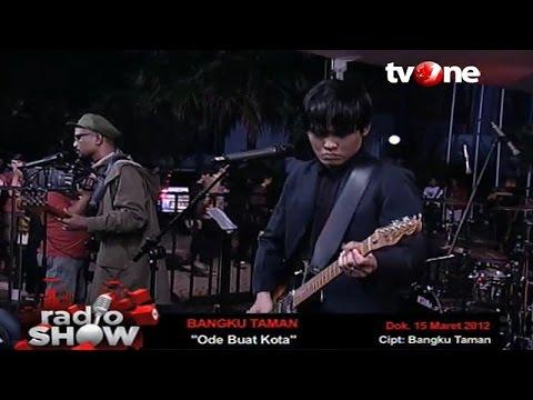 Radio Show tvOne: Bangku Taman -