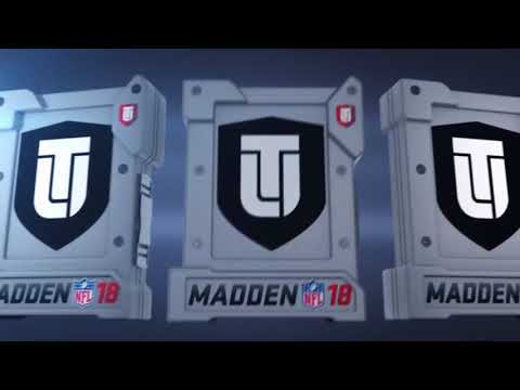 9 Football Outsiders Packs Opening MUT 18 Madden