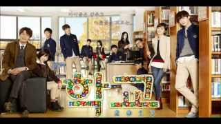 [월화드라마 학교2013] School 2013 OST By 4Minute (Welcome To School)