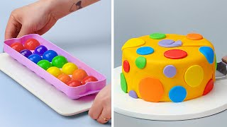 Top Beautiful Rainbow Cake Recipes For All the Rainbow Cake Lovers  Awesome DIY Homemade Dessert