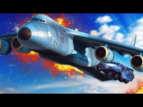 FLYING TANKS | Just Cause 3 #4