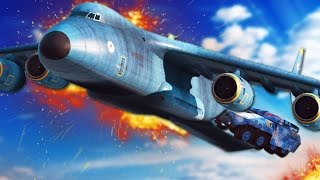 FLYING TANKS | Just Cause 3 #4 thumbnail