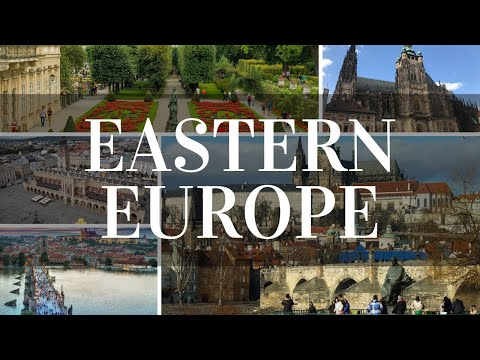 Virtual Travel with Super - Eastern Europe Episode 10