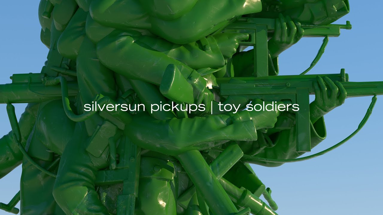 Silversun Pickups - Toy Soldiers (Official Video)