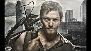 Events that changed Daryl Dixon | THE WALKING DEAD | SEASON 1-8