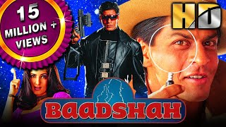 Baadshah - Film campione d'incassi Bollywood Hindi HD | Shahrukh Khan, Twinkle Khanna, Johnny Lever | re