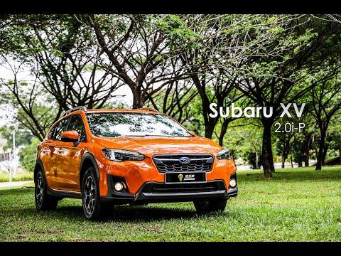 【车库试驾】Subaru XV 2.0i-P