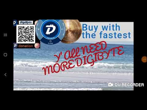 #DIGIBYTE Take The E Out Of Motion & Move Forward