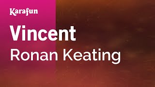 Karaoke Vincent - Ronan Keating *