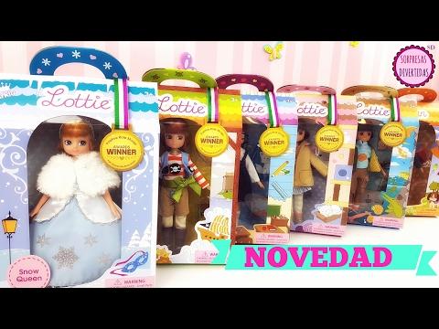 Lottie Doll ❤ NOVEDAD en Muñecas y Juguetes