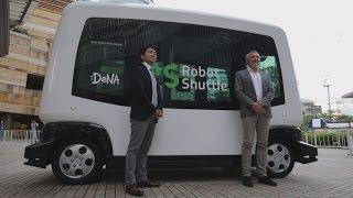 2020 Olimpiyatlarında Japonya Otonom Araç Kullanmayı Planlıyor