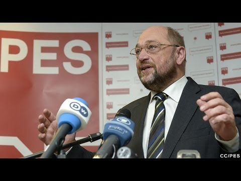 Schulz European Socialists